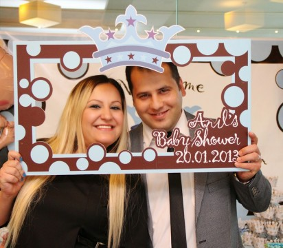 Baby Shower Partim (Little Prince Çağan) 20.01.2013